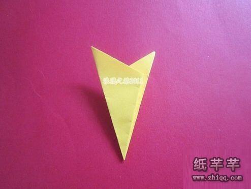 【六折窗花剪纸】方法步骤图解