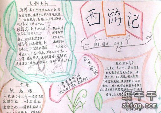 《西游记》讲的是唐僧师徒四人去西天取经的故事.